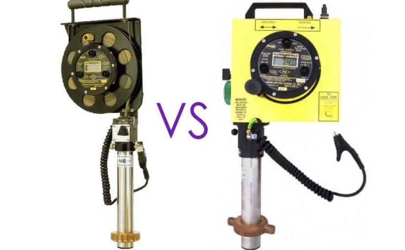 Chọn thước đo dầu MMC giới hạn Restricted hay kín khí Gas-tight
