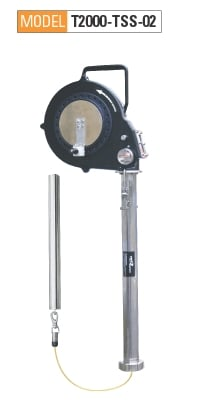 Thước lấy mẫu Tanktech T2000-TSS-02 loại hạn chế