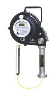 Thước đo dầu Tanktech T2000-TFC-02, bản kín khí, quả rọi lớn
