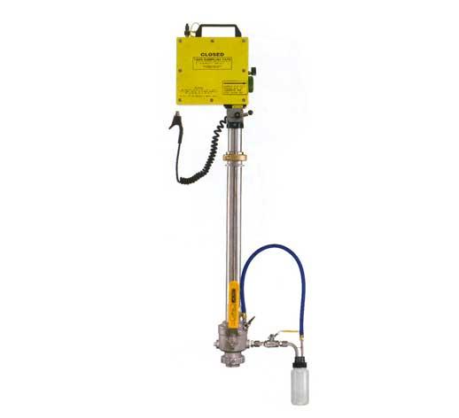 Thước lấy mẫu kín khí MMC