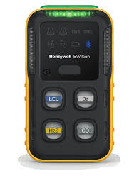 Honeywell BW Icon , máy đo 4 khí, LEL/ O2/ H2S/ CO/ SO2
