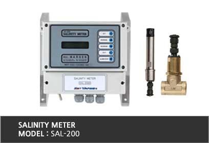Thiết bị đo độ mặn Model: SAL – 200