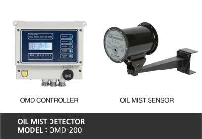 Hệ thống cảm biến sương dầu Model: ODM – 200