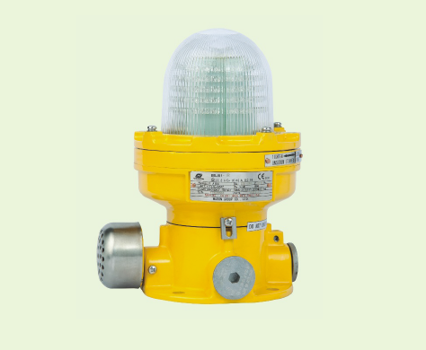 Đèn, còi báo động  phòng nổ Series BBJ81 (BBJ81–R–24VDC/220VAC)