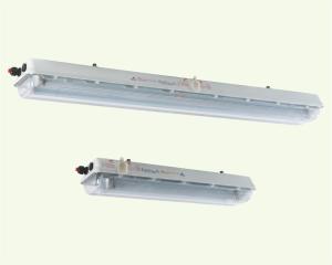 Đèn máng huỳnh quang phòng nổ, Series BAY51-Q (BAY51‐QLED18x2X)