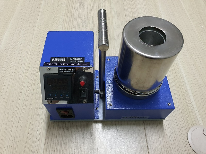 Bể hiệu chuẩn nhiệt độ xách tay, loại bể dầu, TB-250, Ambient - 250oC