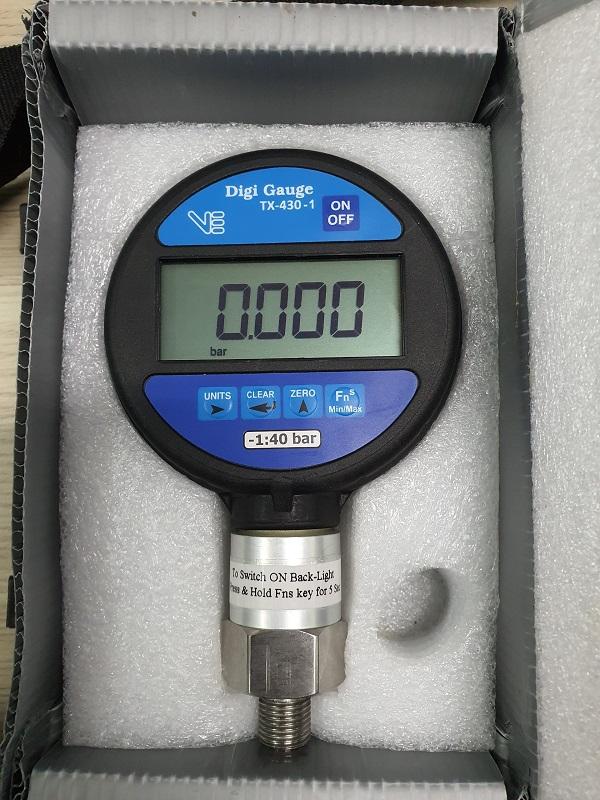 Đồng hồ áp chuẩn TX-430
