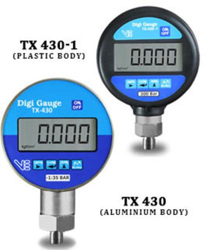 Đồng hồ hiệu chuẩn áp lực hiện số TX 430