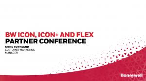 Giới thiệu máy đo khí thế hệ mới Honeywell BW Icon, Icon+ và Flex