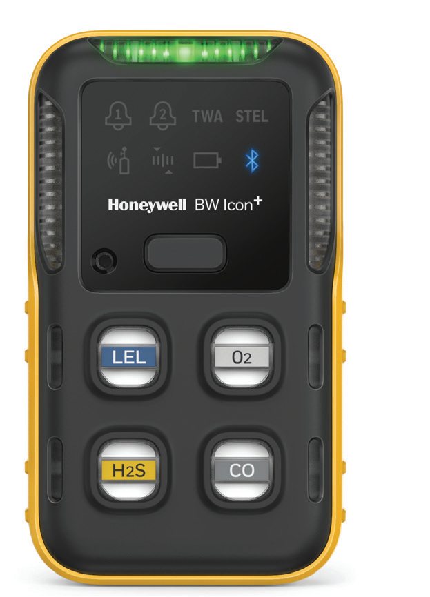Honeywell BW Icon+ Gas Meter